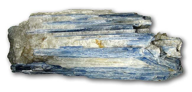 Kyanite - Tarot Cards and Crystals