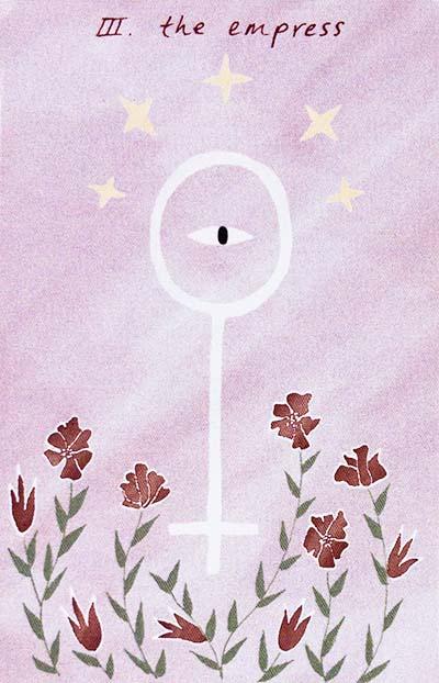 Mesquite Tarot Empress Card Meaning