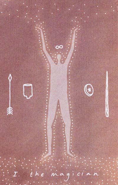 Mesquite Tarot Tarot Magician Card Meaning