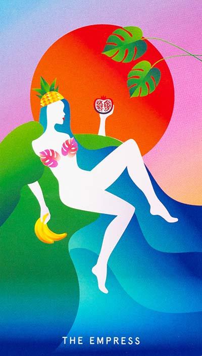 Mystic Mondays Tarot Empress Card Meaning