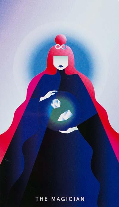 Mystic Mondays Tarot Magician Card Meaning