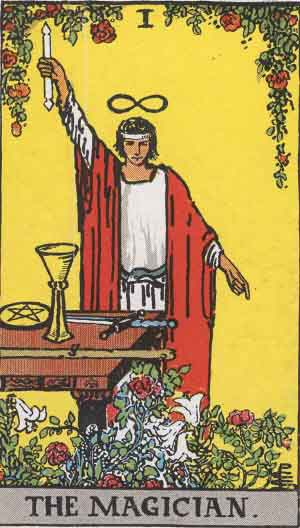 The Magician Tarot Card Meanings