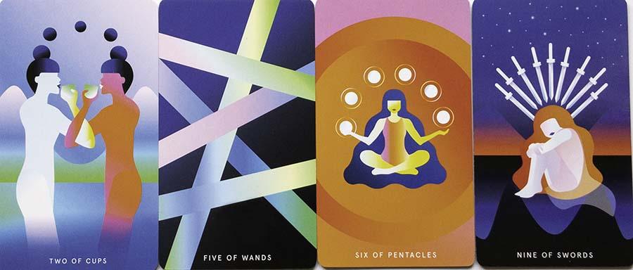 Mystic Mondays Tarot Art Minor Arcana Cards Review