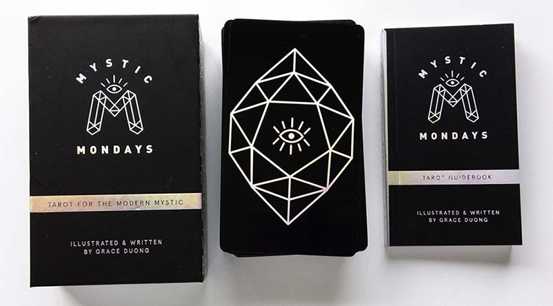 Mystic Mondays Tarot Deck Box and Guidebook Review
