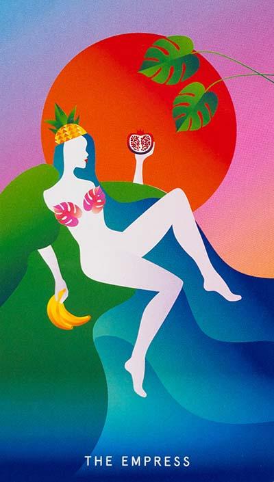 Mystic Mondays Tarot Review The Empress