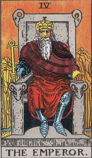 The Emperor Tarot Card Meanings