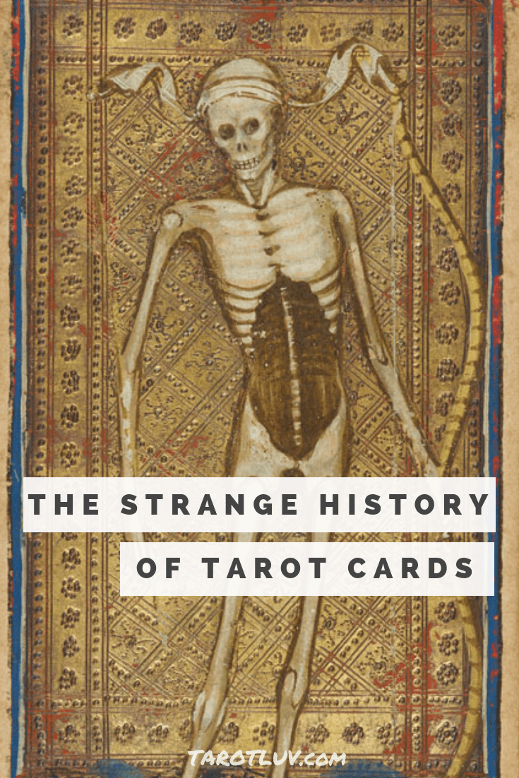 The Strange History of Tarot Cards