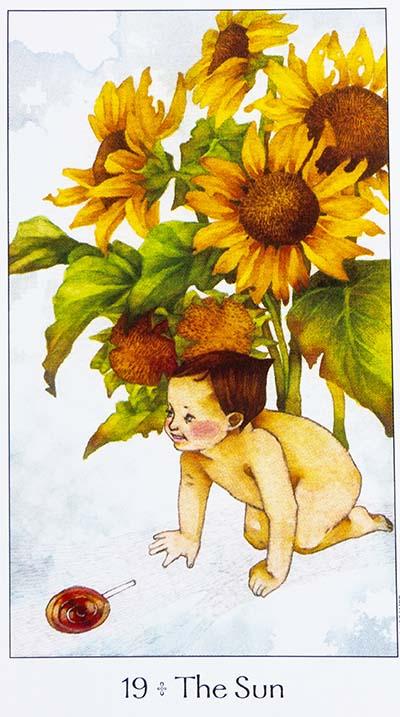 The Sun Tarot Card Meaning - Dreaming Way Tarot