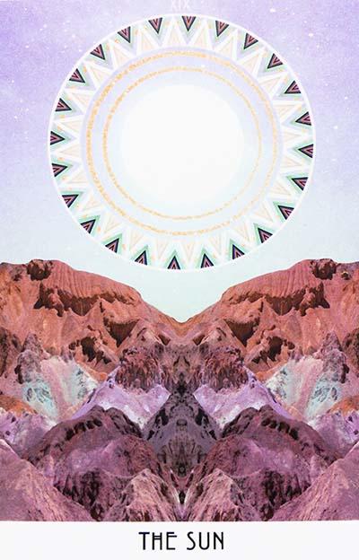 The Sun Tarot Card Meaning - Starchild Tarot